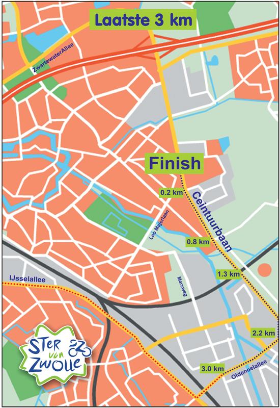 Laatste 3 km 2015