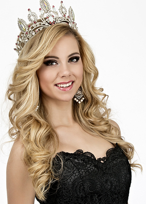 Ster van Zwolle Miss 2016 Melissa